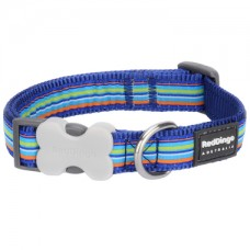 Small Collar - Blue Stripes