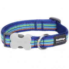 Stripes Collar - Dark Blue
