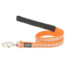Ziggy Lead - Orange (Reflective)