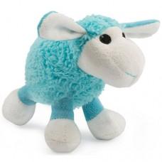 Plush Lamb Toy - Blue